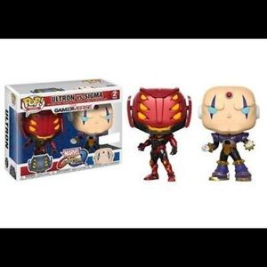 Funko Pop! Marvel Capcom-Ultron Vs Sigma